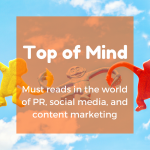 Top of Mind: Tracking Costs, Adapting to Video, and Social Strategy