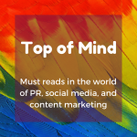 Top of Mind: Persuasion, SEO Optimization, and Inbound Marketing