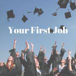 Graduates, first job