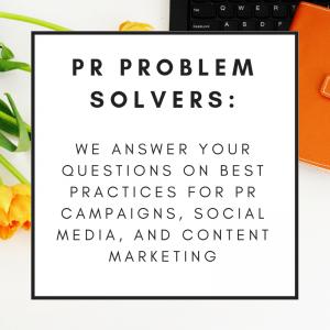 Q&A PR Problem Solvers martellpr