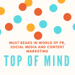 Top of Mind Must Reads for Week of July 17, 2017