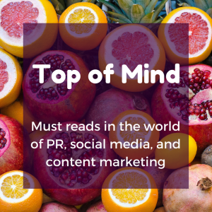 Top of Mind microinfluencer campaigns