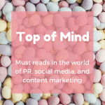 Top of Mind: Impactful Webinars, Content Audits, and the Secret Sauce
