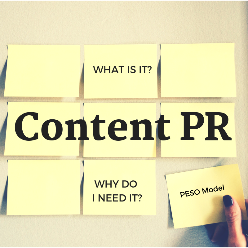 What Is a Content PR Strategy? - Martell Communications