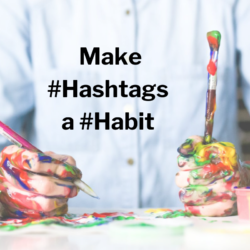 Make #Hashtags a #Habit Martell PR