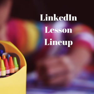 LinkedIn Lessons by Martell